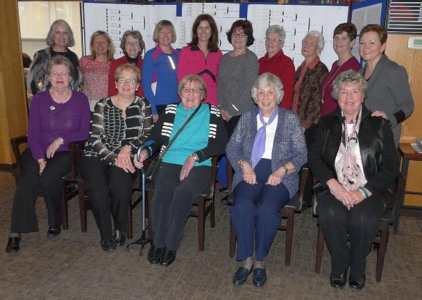 Women's Day Section Past Presidents 2016