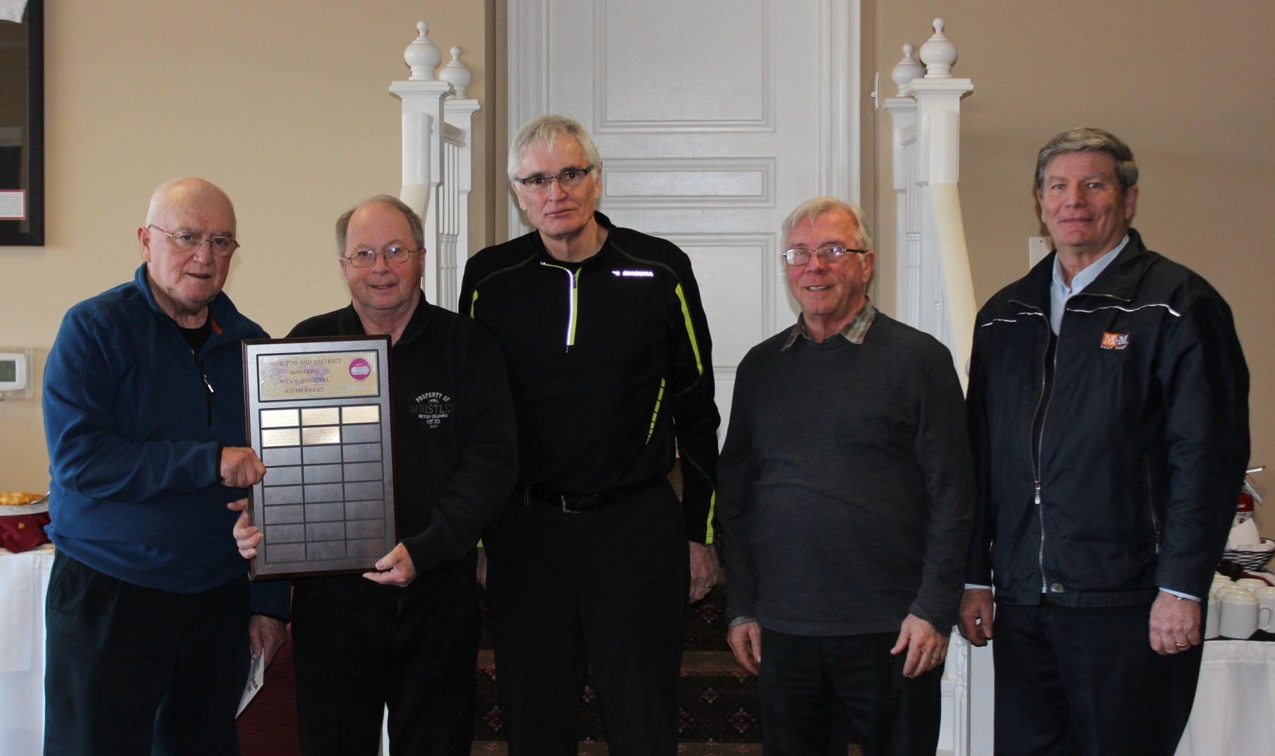 2015 H&D Masters 5th Event Winners